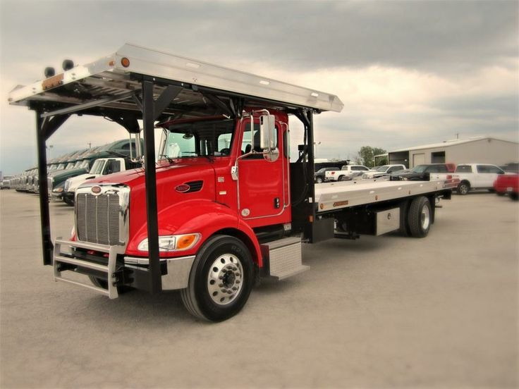 three benefits of using a flatbed tow truck towing tips tricks